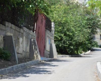 В Севастополе завершён ремонт улицы Бирюлёва