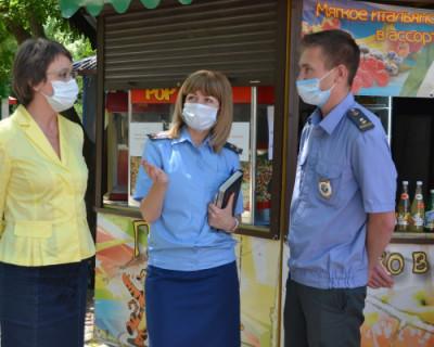 Прокуратура Севастополя проводит проверки аттракционов