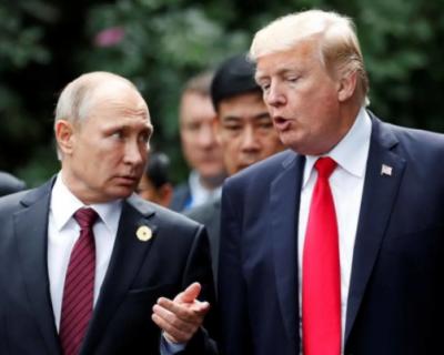 В Кремле отреагировали на информацию британских СМИ о тайной поддержке Дональда Трампа