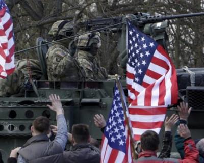 """""""Есть мнение"""". США готовят вторжение в Крым"""