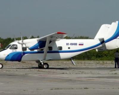В Томской области ведутся поиски самолета Ан-28