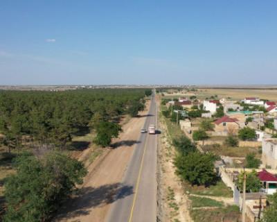 В Крыму открыли технический проезд