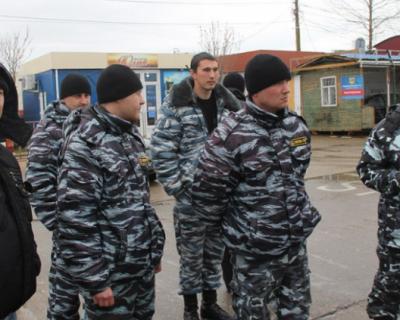Охранники на Керченской переправе не получают зарплату 3 месяца