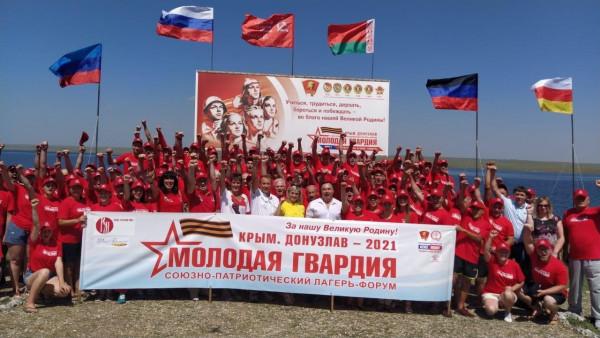 «Стальные» крымские и севастопольские коммунисты против «насильственной» вакцинации, но за массовость мероприятий? 1