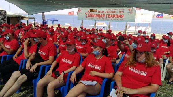 «Стальные» крымские и севастопольские коммунисты против «насильственной» вакцинации, но за массовость мероприятий? 2