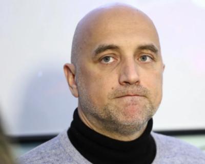 Захар Прилепин снова потребовал от Зюганова слиться в партийном экстазе