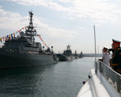 Морской парад в честь Дня ВМФ в Севастополе можно будет посмотреть в прямом эфире