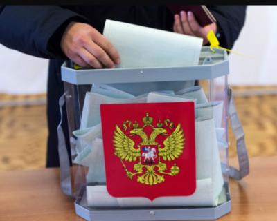 В каких регионах России пройдет голосование онлайн