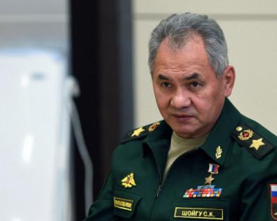 СБУ собирается задержать Сергея Шойгу