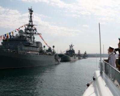Морской парад в честь Дня ВМФ в Севастополе покажут в прямом эфире