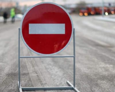 В Севастополе на улице Чернореченская ограничат движение транспорта до 2022 года
