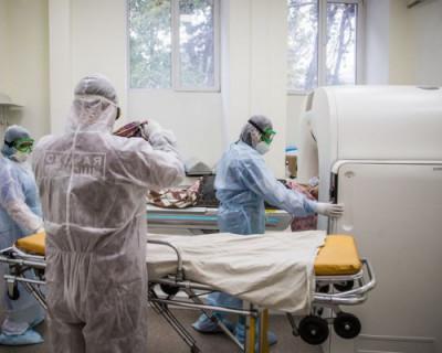В Крыму зарегистрировано 396 случаев новой коронавирусной инфекции