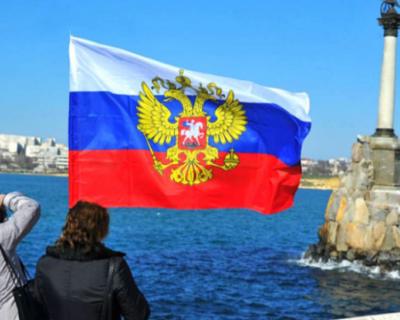 Российское посольство потребовало вернуть Крым в родную гавань