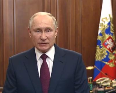 Владимир Путин поздравил сотрудников органов следствия России с праздником