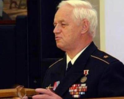 Российского адмирала подозревают в убийстве