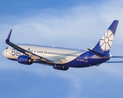 Самолет Белавиа подал сигнал бедствия и направляется в Москву