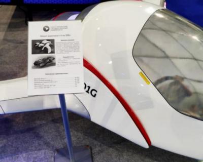 Севастопольские ученые представили аэротакси будущего
