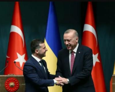 В Турции заявили, что и дальше будут поставлять оружие на Украину