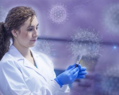В России зарегистрирован 22 420 новый случай заражения коронавирусом