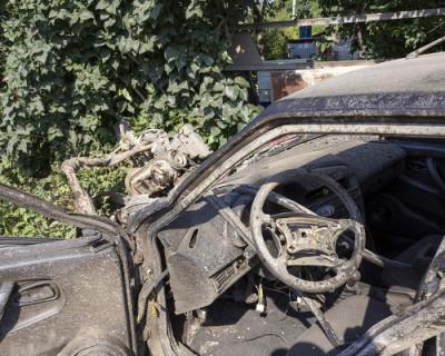 Подробности ДТП в Крыму на железнодорожном переезде