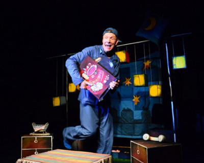 Какие спектакли можно посмотреть в августе в «Театре им. Кукол» ДКР?
