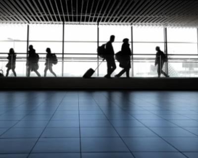 В полиции Крыма опровергли информацию о забастовке таксистов в аэропорту