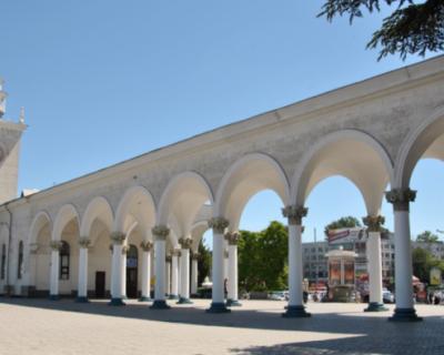 В Симферополе задержан гендиректор компании, занимавшейся благоустройством города