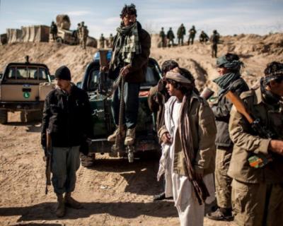 В Кремле выразили обеспокоенность ситуацией в Афганистане