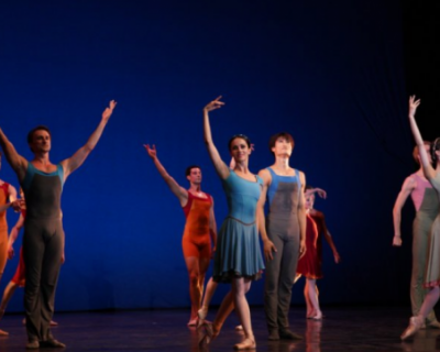 «Херсонес Таврический» принимает труппу Мариинского театра (ФОТО)