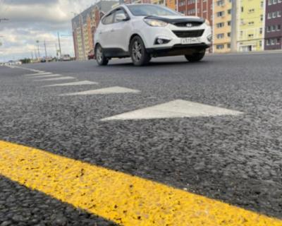 В Севастополе ведутся работы по нацпроекту «Безопасные качественные дороги»