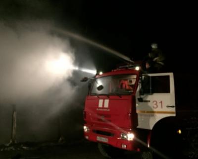 Спасатели МЧС ликвидировали два пожара в Бахчисарайском районе