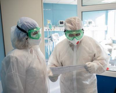 В Крыму зарегистрировано 383 случая новой коронавирусной инфекции