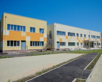Строительство детского сада в микрорайоне Шевченко завершат досрочно