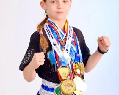 Севастопольская спортсменка стала двукратной победительницей первенства России по тайскому боксу