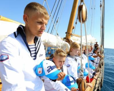 В Крыму пройдет яхтенный поход «Паруса памяти Чёрного моря»