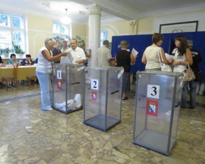 Избирательное утро в Севастополе