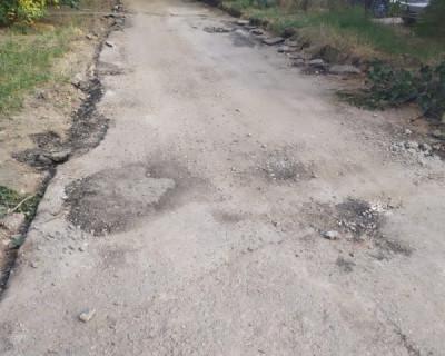 Ударными темпами: дорогу на проспекте Гагарина в Севастополе сделают к выборам?
