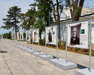 В Севастополе открылась фотовыставка «Герои России, какими их не видел никто»