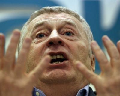 Под санкции ЕС попал не тот Жириновский, а какой-то другой, который моложе российского политика на 18 лет