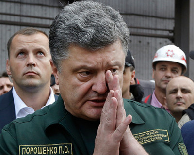 Порошенко всех русских на Украине загонит в спецлагеря