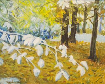"""Выставка крымских художников """"Весеннее вдохновение"""""""