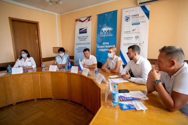 «Единая Россия» подписала соглашения с предпринимателями Севастополя 5