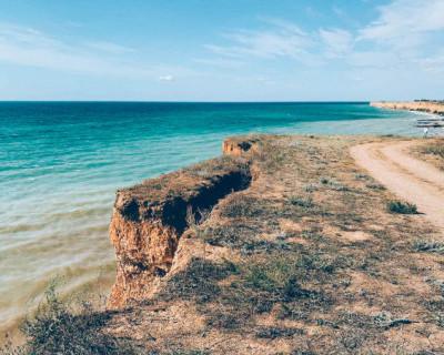 Очередное обрушение берега в Севастополе