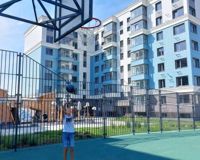 Один из самых красивых объектов «ИнтерСтрой» в Крыму