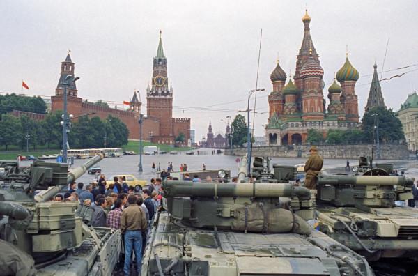 Севастополь в августовском путче 1991 года 6