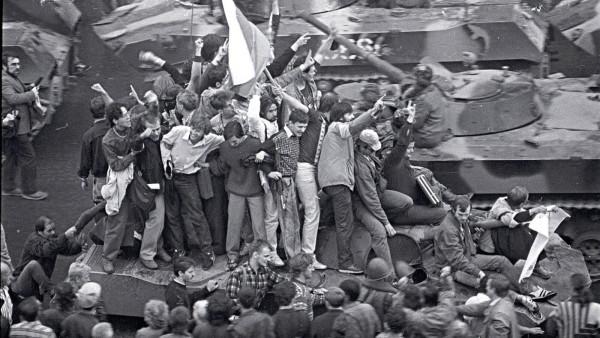 Севастополь в августовском путче 1991 года 7
