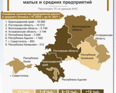 В Крыму исчезают предприятия
