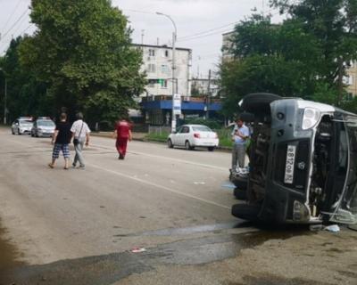 Легковушка столкнулась с машиной «скорой помощи»