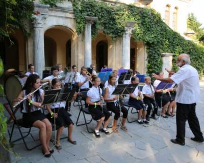 В Херсонесе выступит оркестр «Глория»