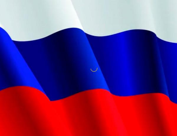 Красно-сине-белый флаг утвержден официальным символом России